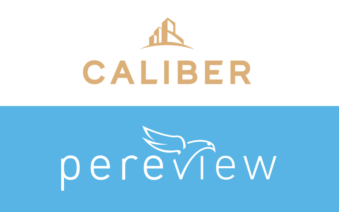 Caliber selects Pereview as their new asset management solution