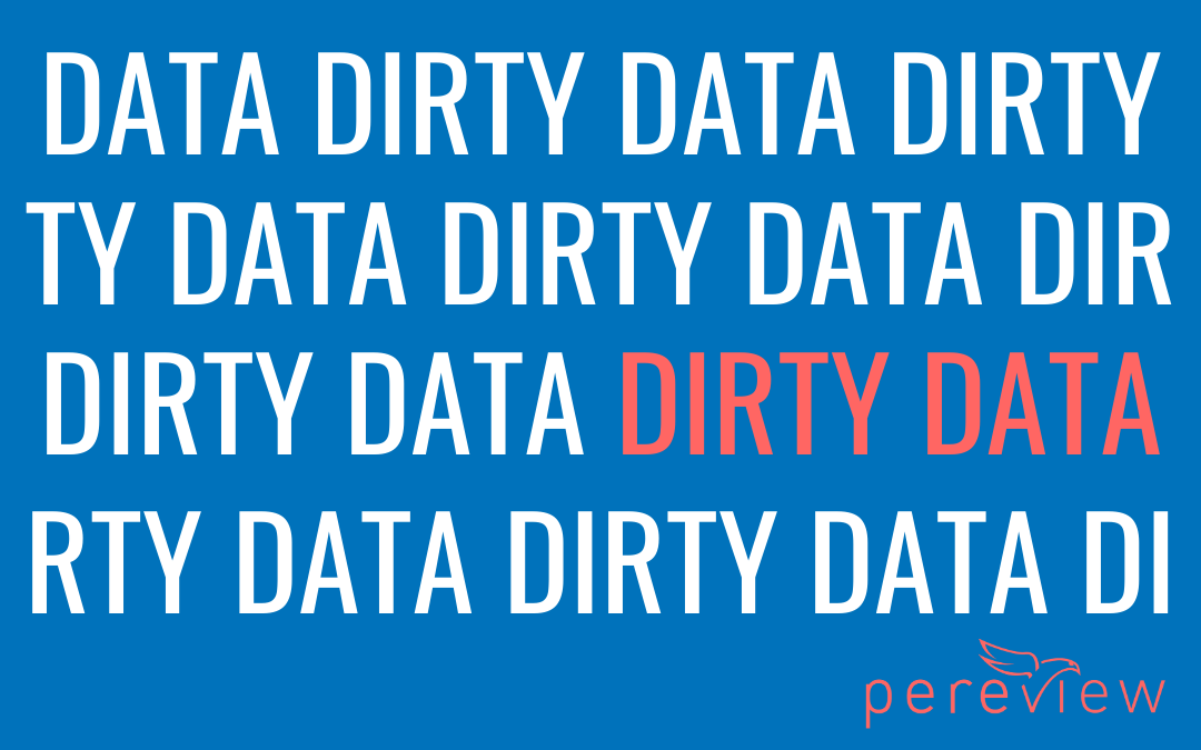 How Dirty Data Disrupts Business