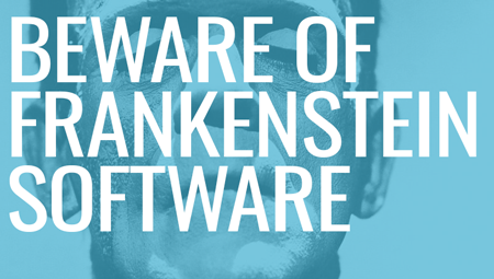 Frankenstein software