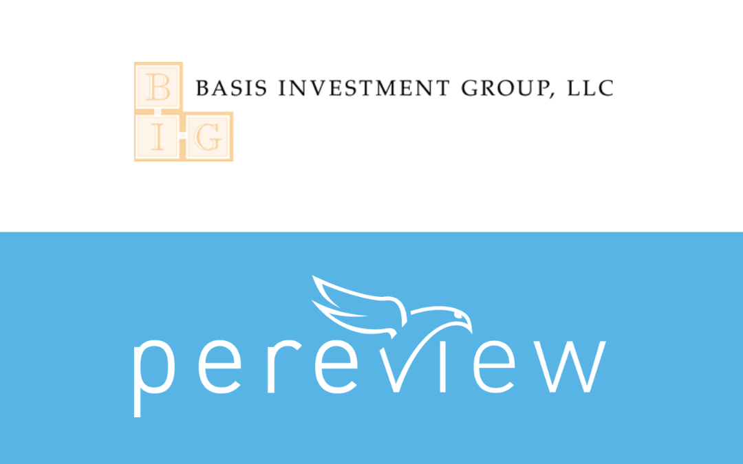 Basis Investment Group, Pereview Software announce strategic partnership