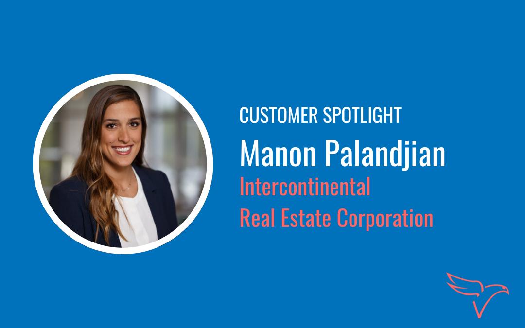 Customer Spotlight: Intercontinental Real Estate Corporation