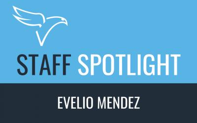 Pereview Staff Spotlight: Evelio Mendez