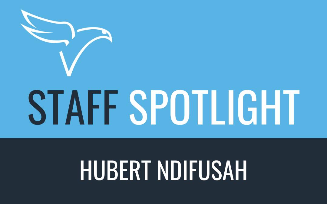 Pereview Staff Spotlight: Hubert Ndifusah