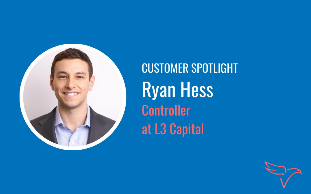 L3's Ryan Hess Talks About the Benefits of Having All Your Data in One Place